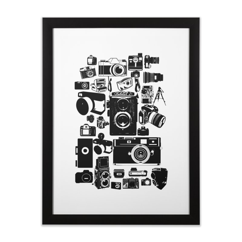 Cameras Home  by Mrc's Artist Shop