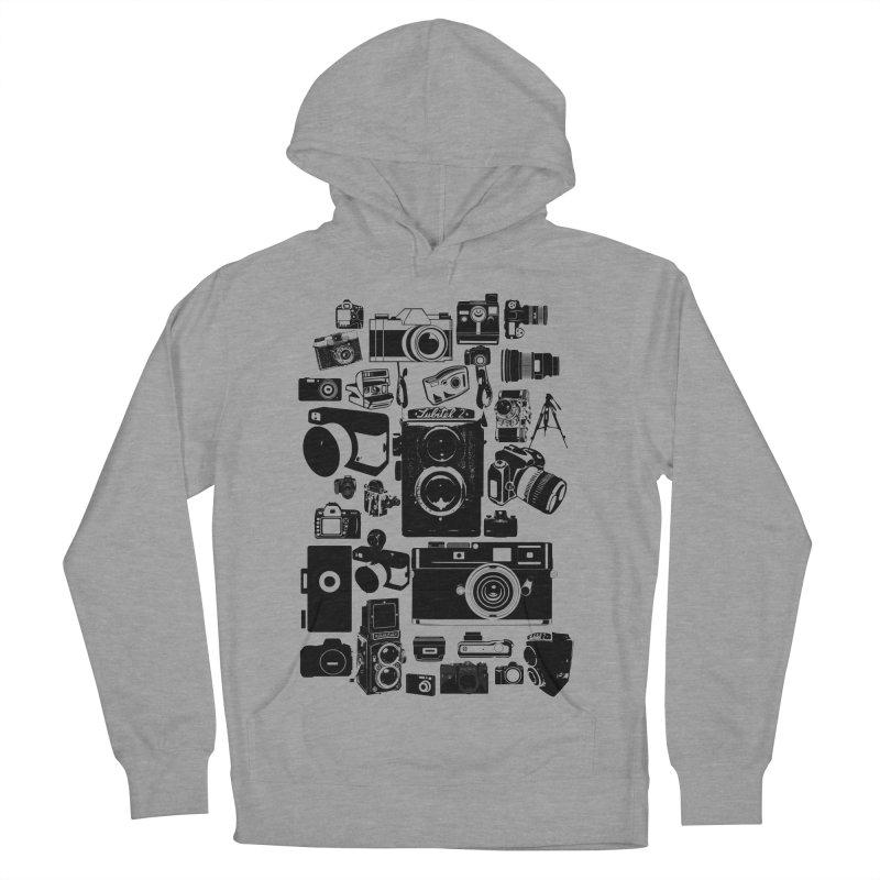 Cameras Men's Pullover Hoody by Mrc's Artist Shop