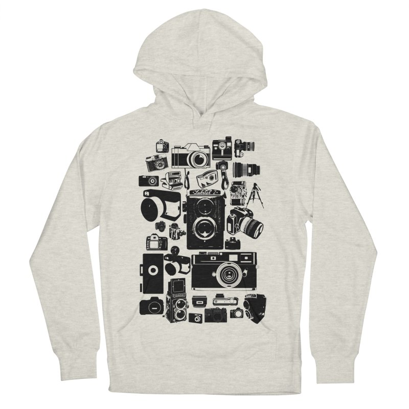 Cameras Men's Pullover Hoody by Mrc's Artist Shop