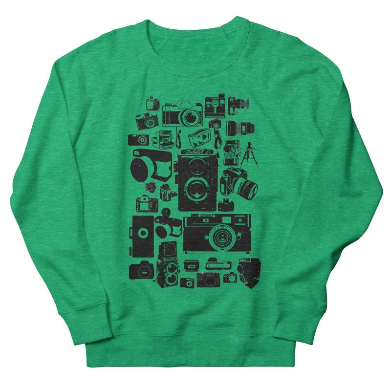 Cameras Men's Sweatshirt by Mrc's Artist Shop