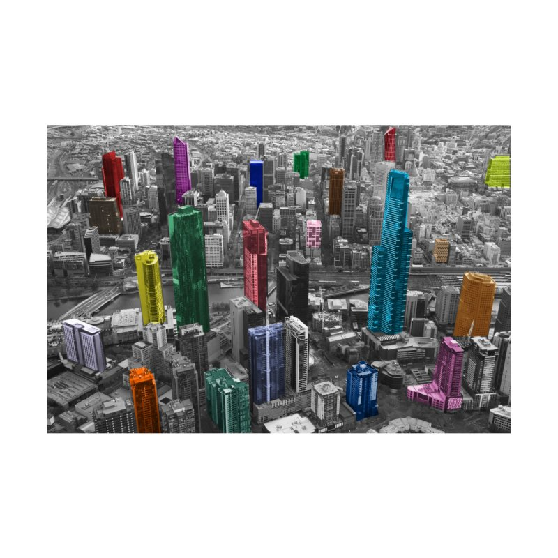 Selective City by Mrc's Artist Shop
