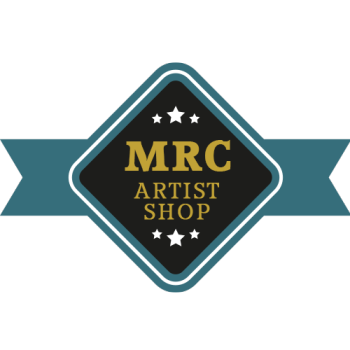 Mrc's Artist Shop Logo