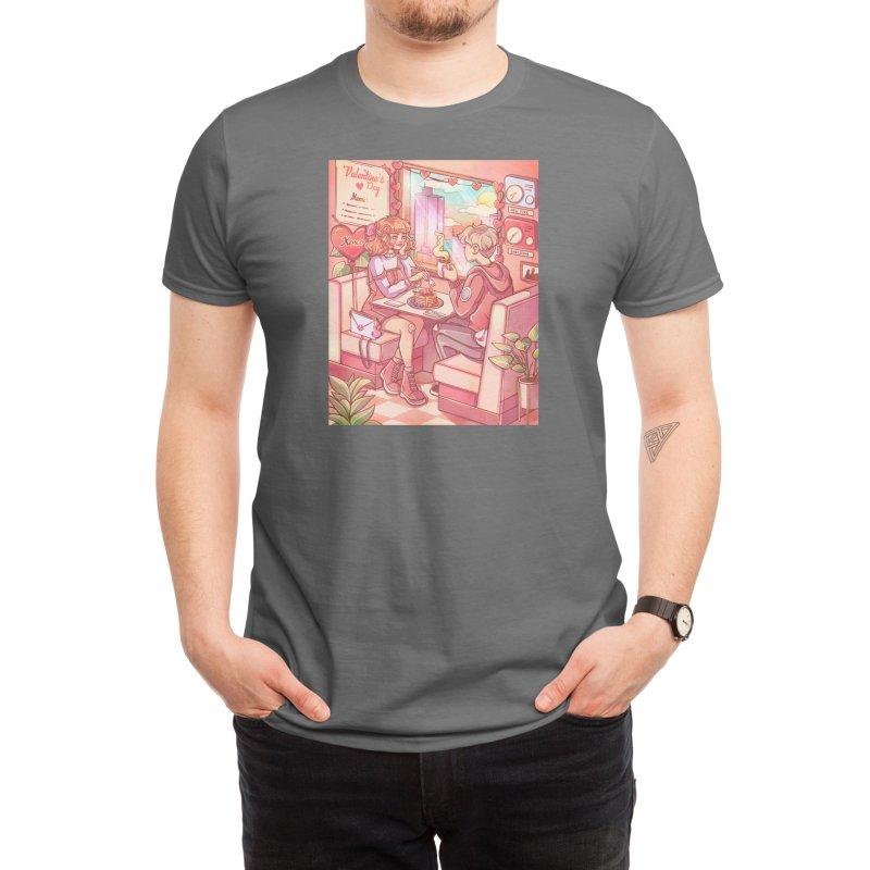 Valentine's Day Date Men's T-Shirt by Mrsbutterd's Artist Shop