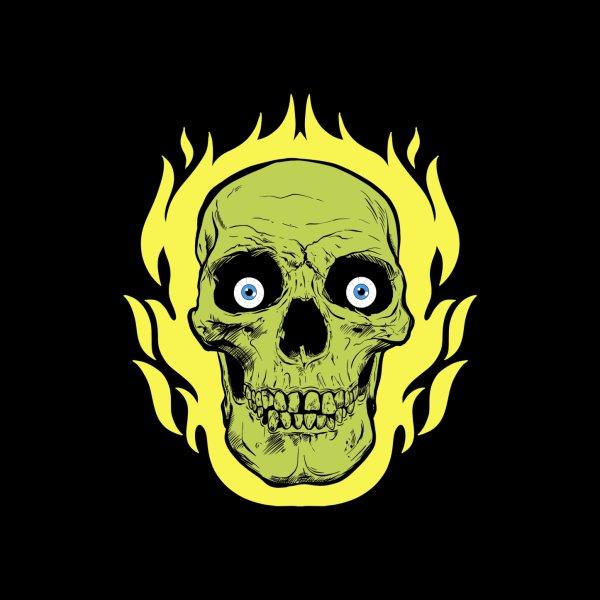 image for Flaming Skull