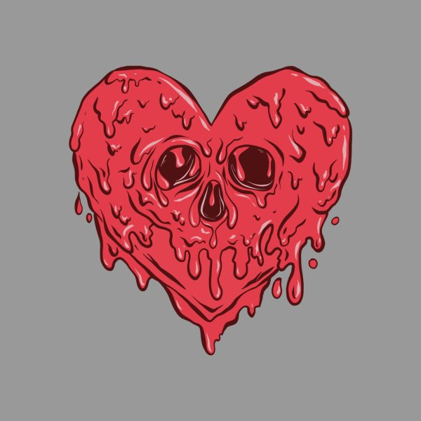 image for Bleeding Heart Skull