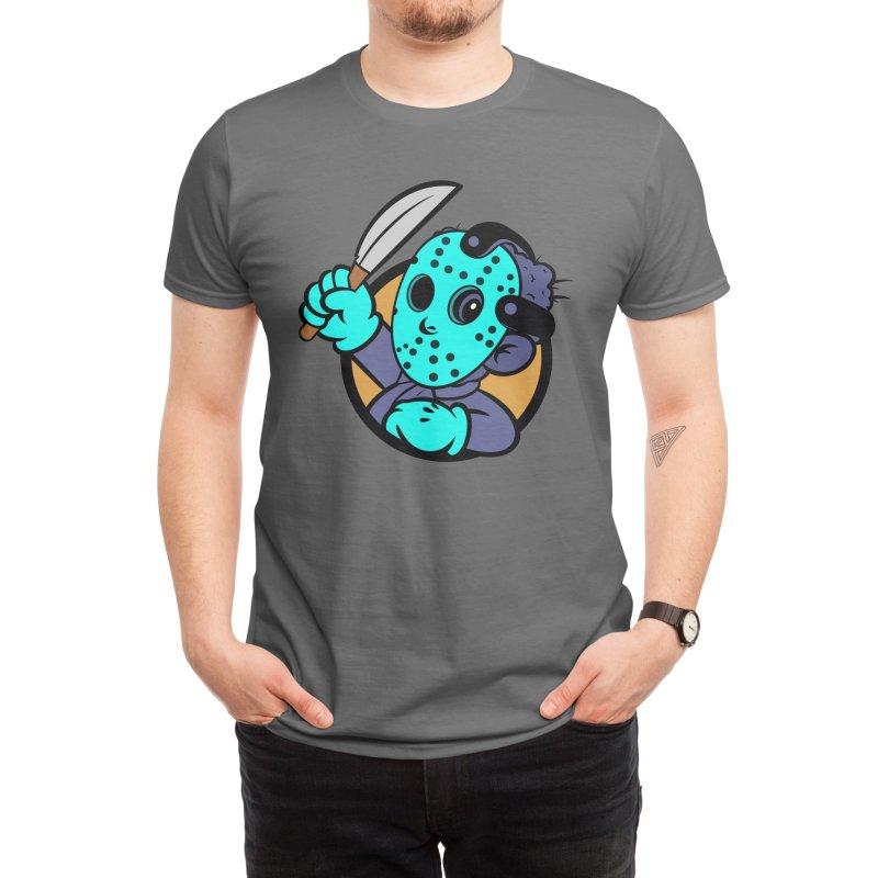 It's a me Jason 8-Bit Men's T-Shirt by MuertosLopez Everlasting Artist Shop