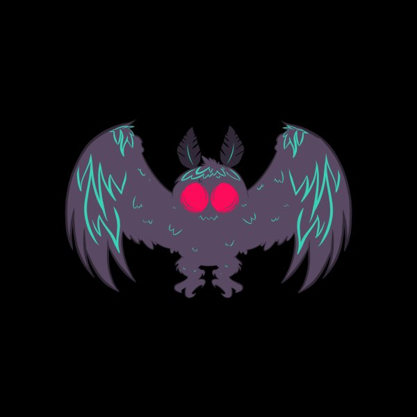 Design for The Mothman Cometh