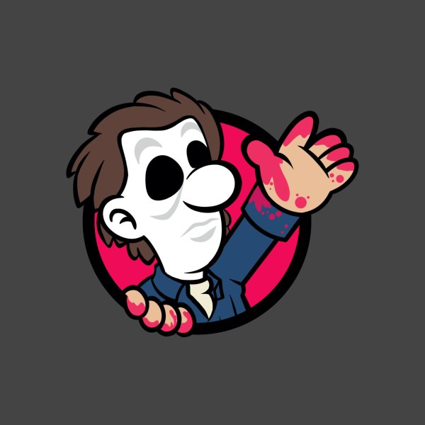 Design for It's a me Michael Myers