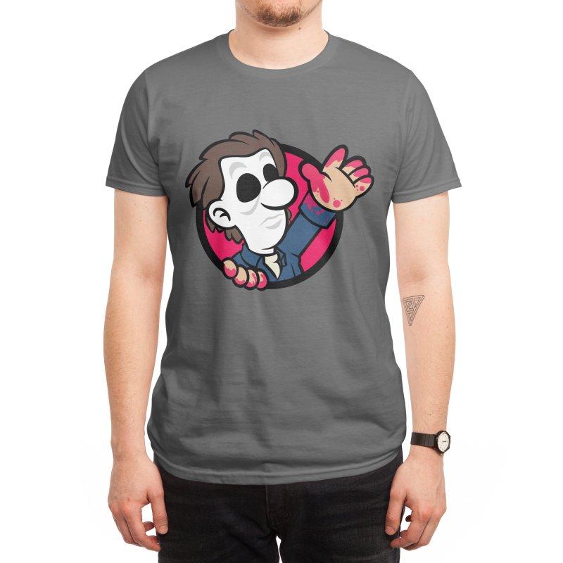 It's a me Michael Myers Men's T-Shirt by MuertosLopez Everlasting Artist Shop