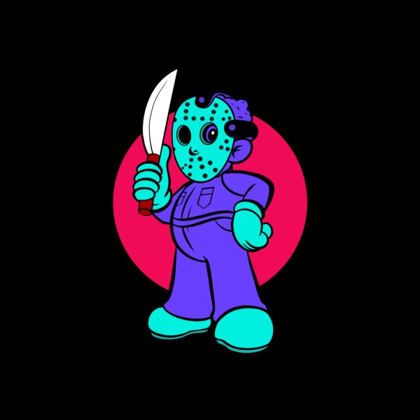 Design for Jason thumbs up 8-bit