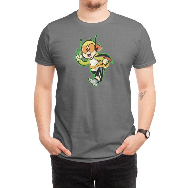 Emerald Light KC Men's T-Shirt by MuertosLopez Everlasting Artist Shop