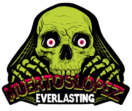 Logo for MuertosLopez Everlasting Artist Shop