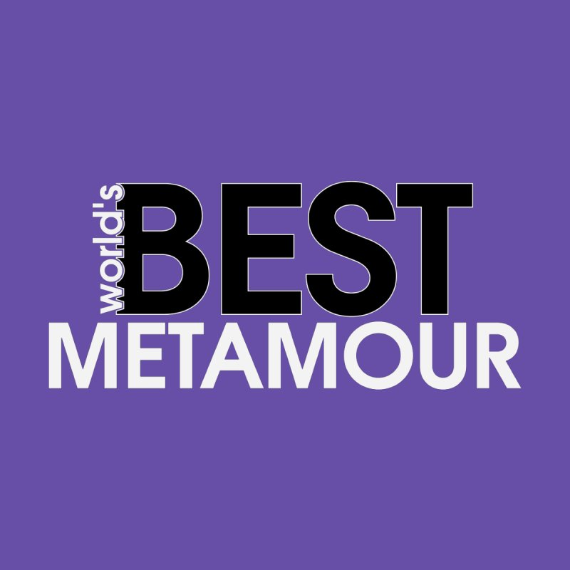 World's Best Metamour - Purple by Multiamory's Shop