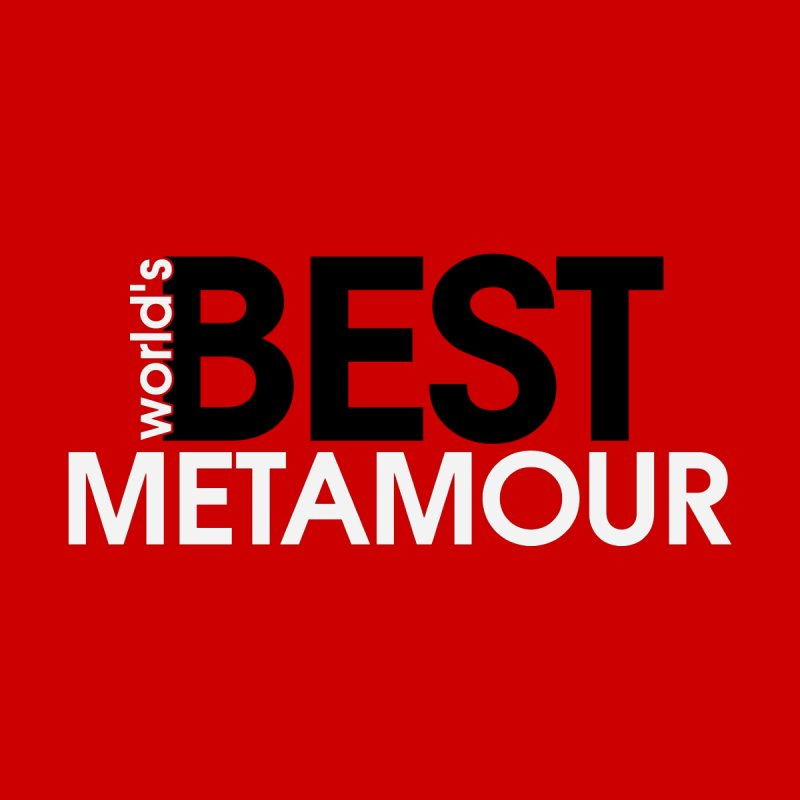 World's Best Metamour - Red by Multiamory's Shop