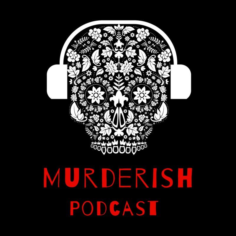 MURDERISH | Skull with headphones by Murderish