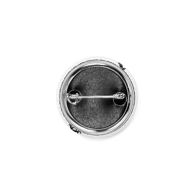 InfiniteMurderLove-Black Accessories Button by Murder of Crows Nesting Decor Artist Shop