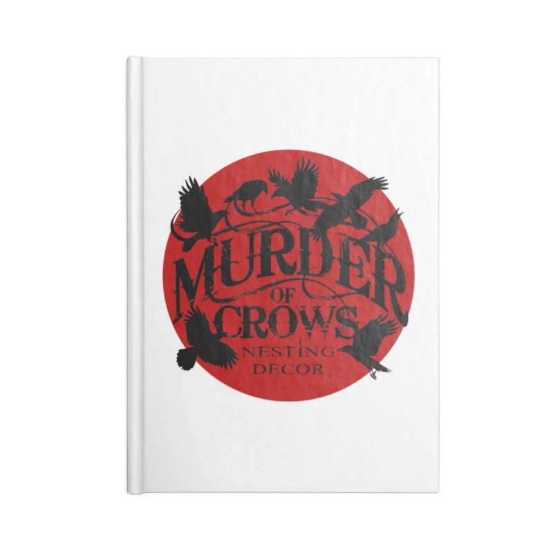 Accessories None by Murder of Crows Nesting Decor Artist Shop
