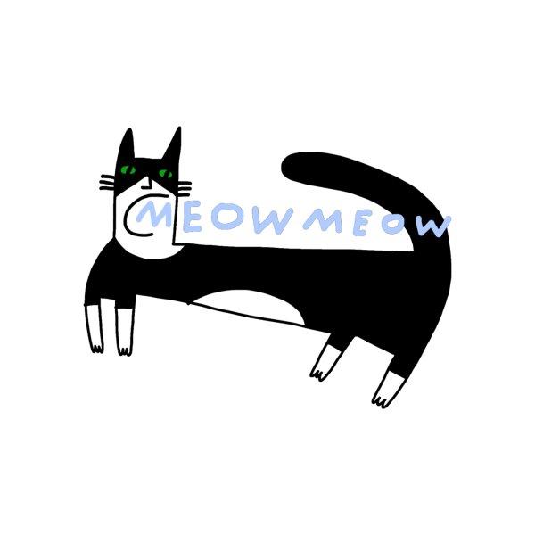 image for Meow cat