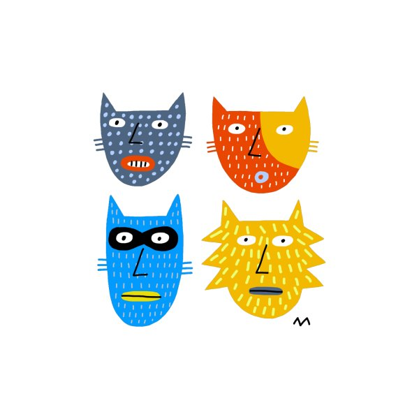 image for 4 Cats