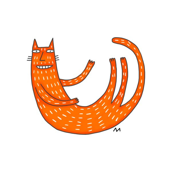 image for Red cat