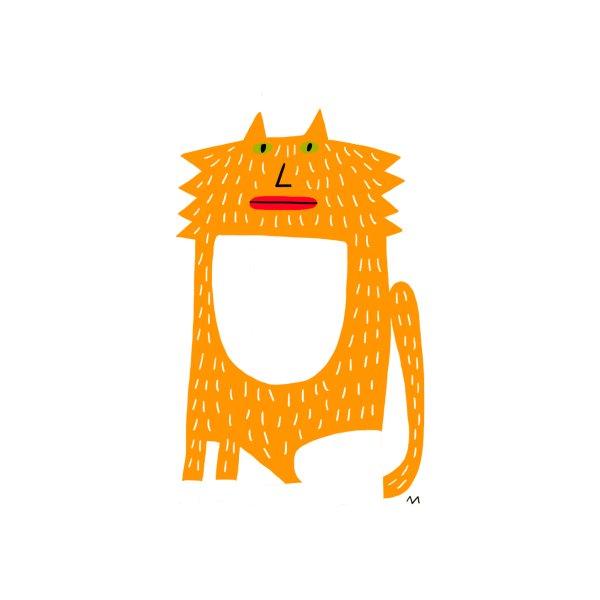 image for orange tabby