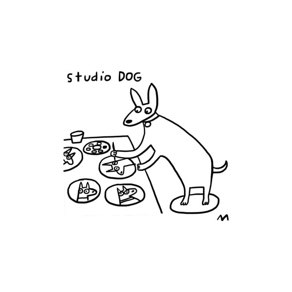 Design for studio dog