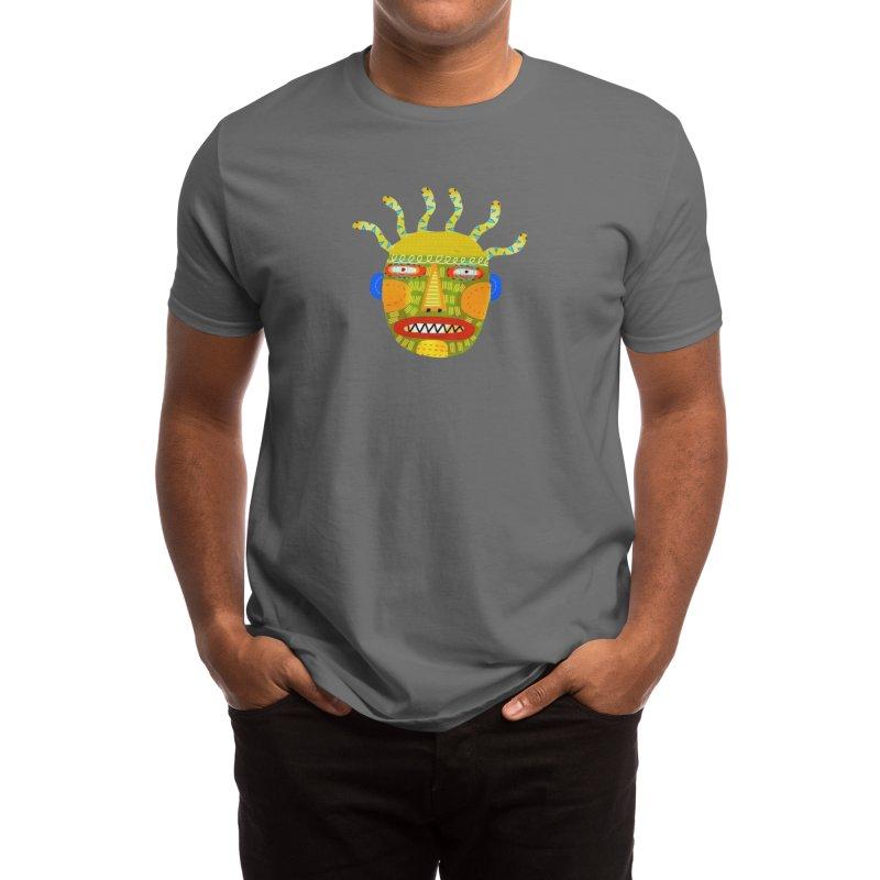 Medusa Men's T-Shirt by Murton Artist Shop