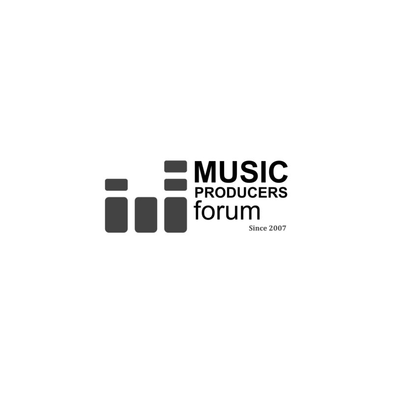 Music Producers Forum - Since 2007 Men's Zip-Up Hoody by MusicProducersForum's Artist Shop