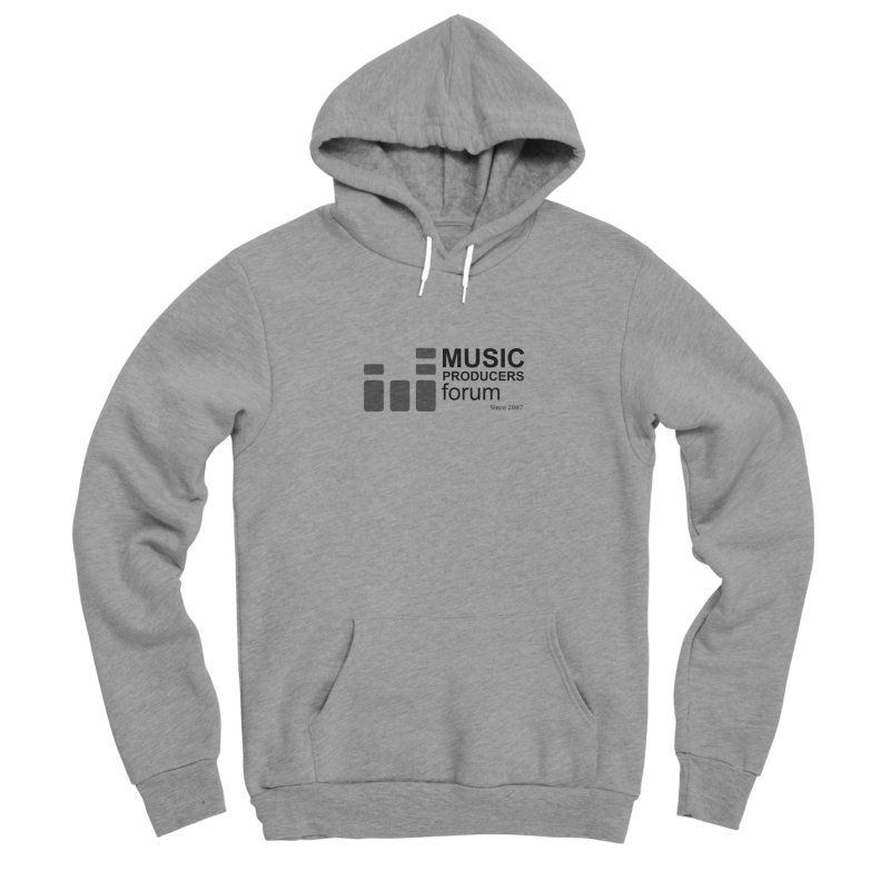 Music Producers Forum - Since 2007 Men's Pullover Hoody by MusicProducersForum's Artist Shop