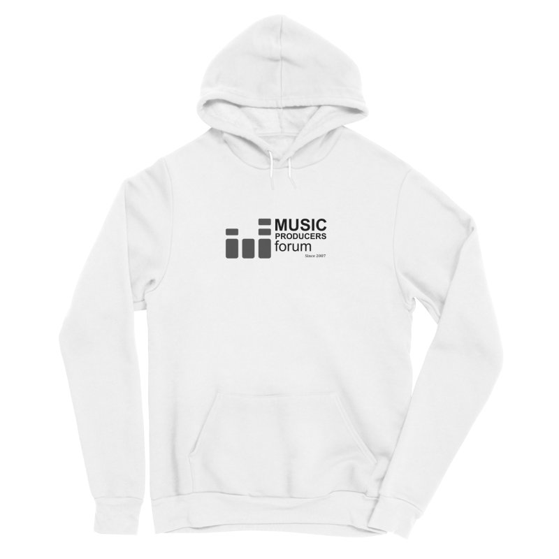 Music Producers Forum - Since 2007 Men's Sponge Fleece Pullover Hoody by MusicProducersForum's Artist Shop