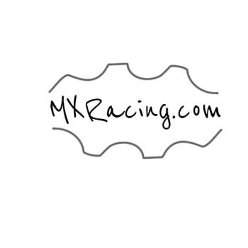 MXRacing.com Swag Logo