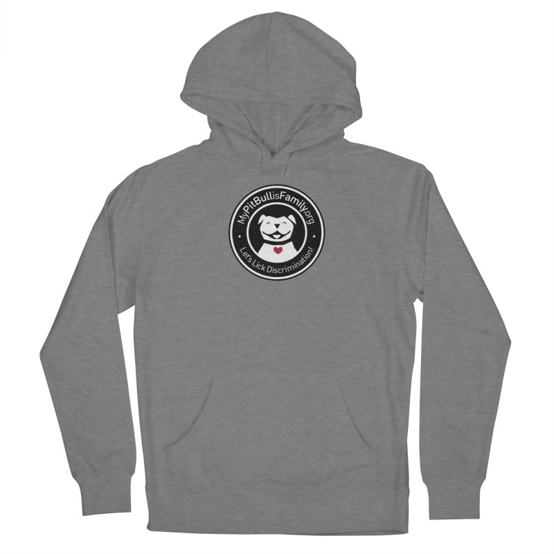 MPBIF Dog Logo Women's Pullover Hoody by My Pit Bull is Family Shop
