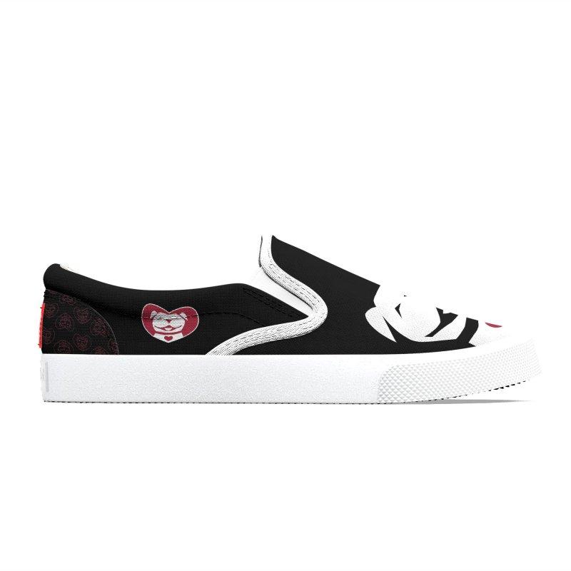 MPBIF Dog Logo Women's Shoes by My Pit Bull is Family Shop