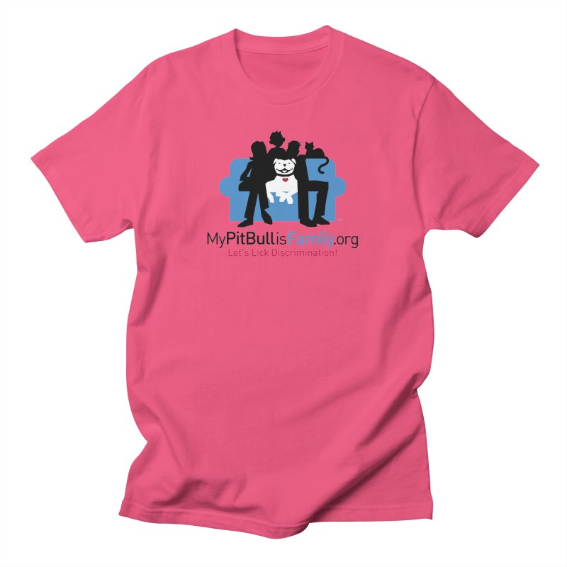 MPBIF Couch Logo Men's T-Shirt by My Pit Bull is Family Shop