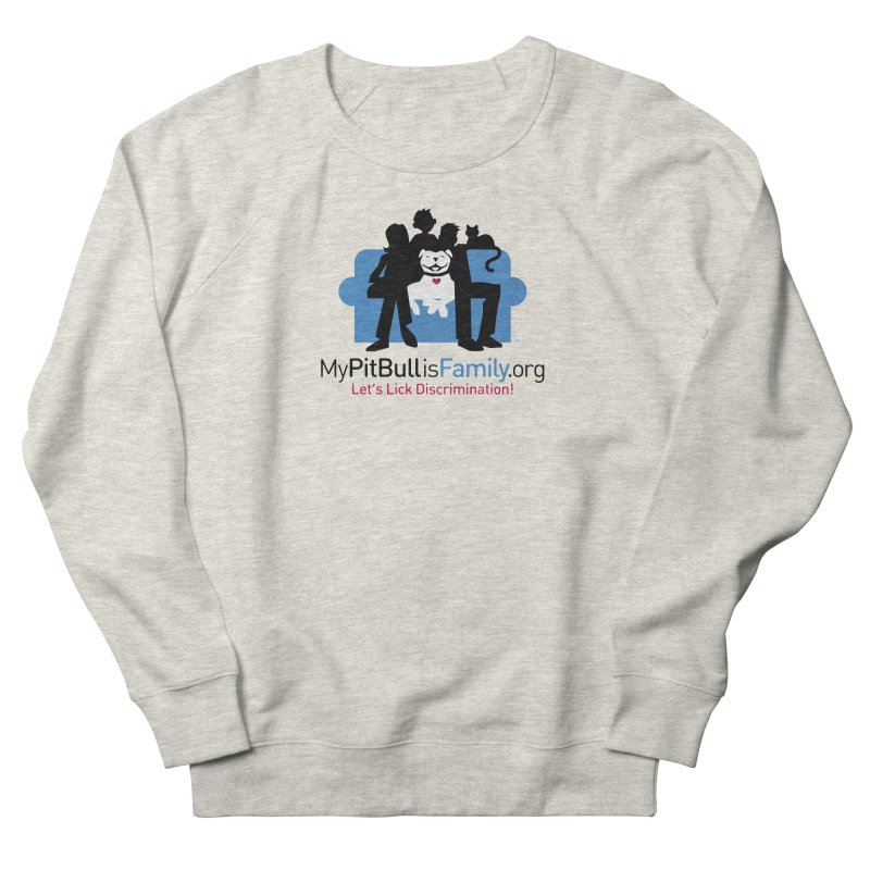 MPBIF Couch Logo Women's Sweatshirt by My Pit Bull is Family Shop