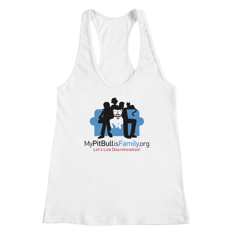 MPBIF Couch Logo Women's Tank by My Pit Bull is Family Shop