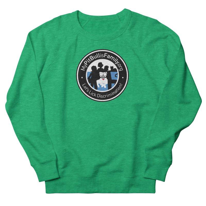 MPBIF Family Logo Women's Sweatshirt by My Pit Bull is Family Shop