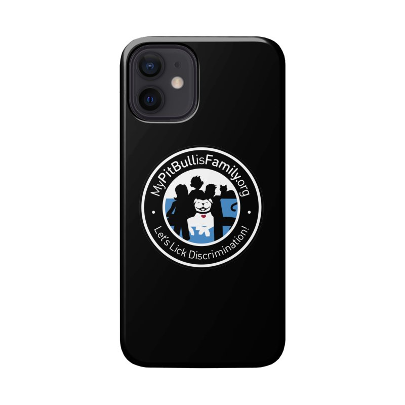 MPBIF Family Logo Accessories Phone Case by My Pit Bull is Family Shop