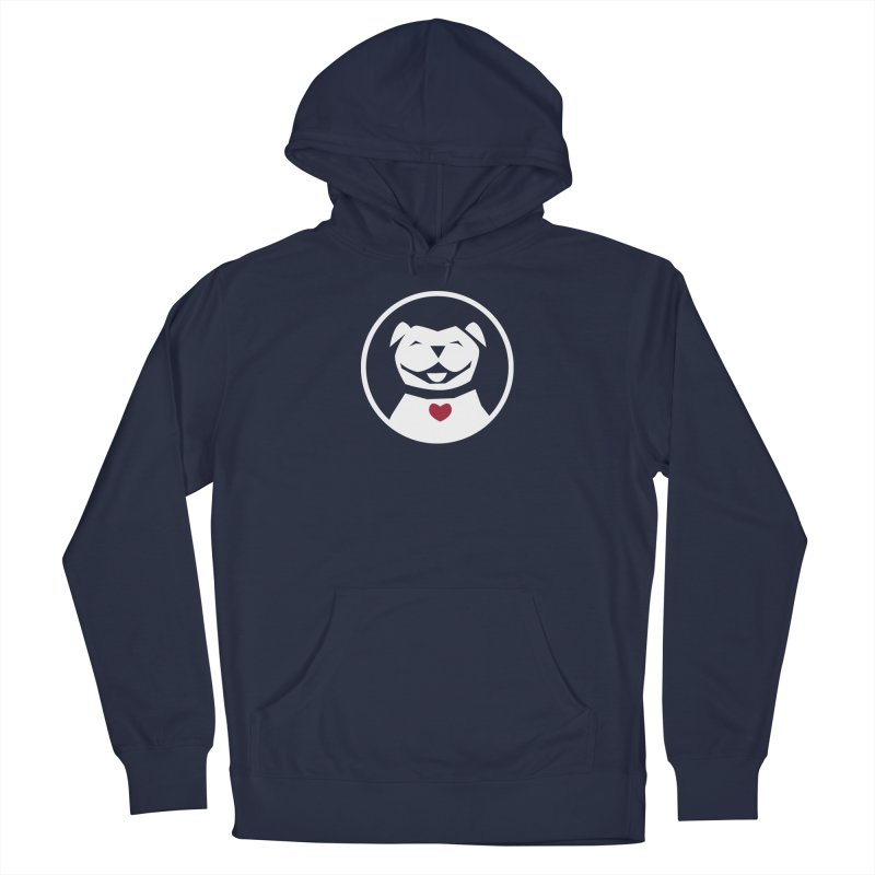 MPBIF Dog in Circle Men's Pullover Hoody by My Pit Bull is Family Shop