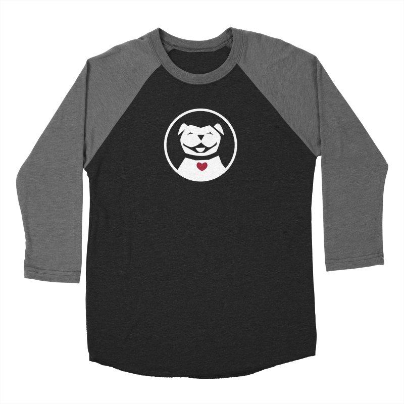 MPBIF Dog in Circle Women's Longsleeve T-Shirt by My Pit Bull is Family Shop