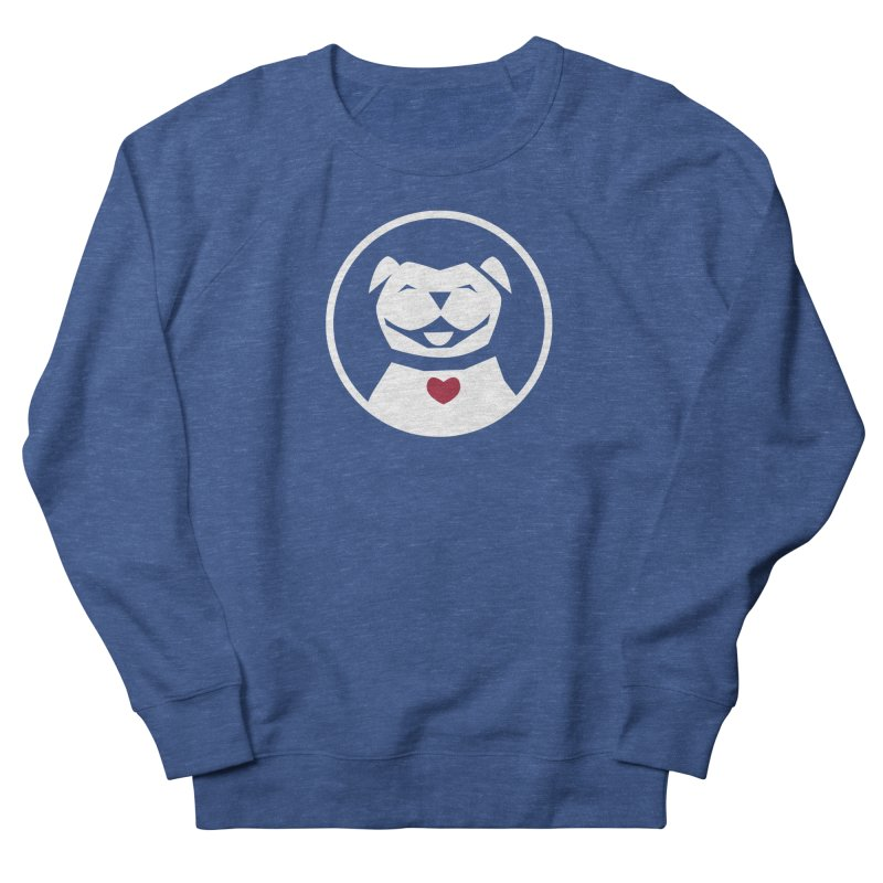 MPBIF Dog in Circle Women's Sweatshirt by My Pit Bull is Family Shop