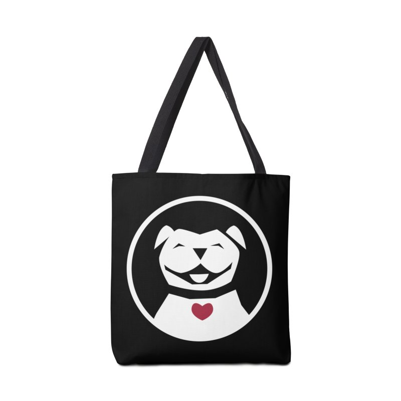 MPBIF Dog in Circle Accessories Bag by My Pit Bull is Family Shop