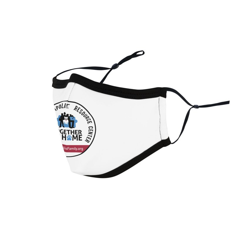 MPBIF North Minneapolis Pet Resource Center Accessories Face Mask by My Pit Bull is Family Shop