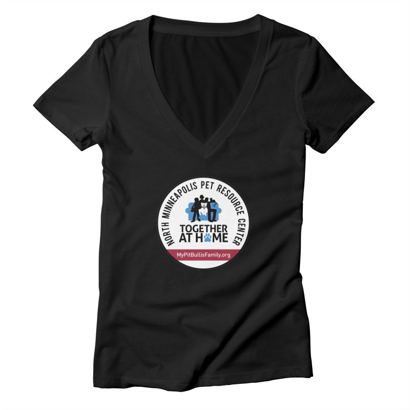 Women's None by My Pit Bull is Family Shop