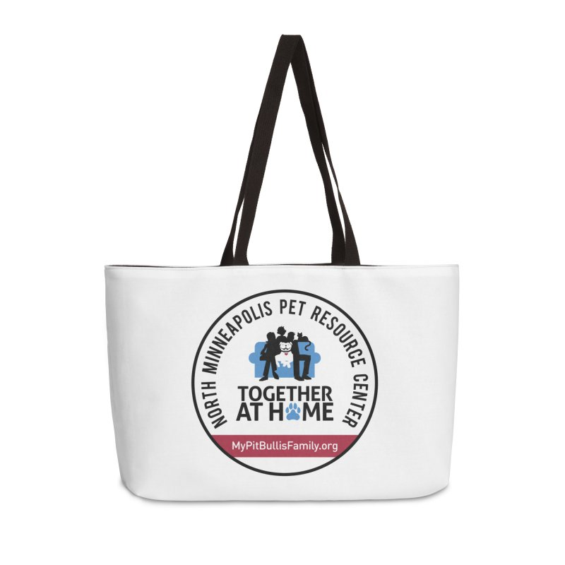 MPBIF North Minneapolis Pet Resource Center Accessories Bag by My Pit Bull is Family Shop