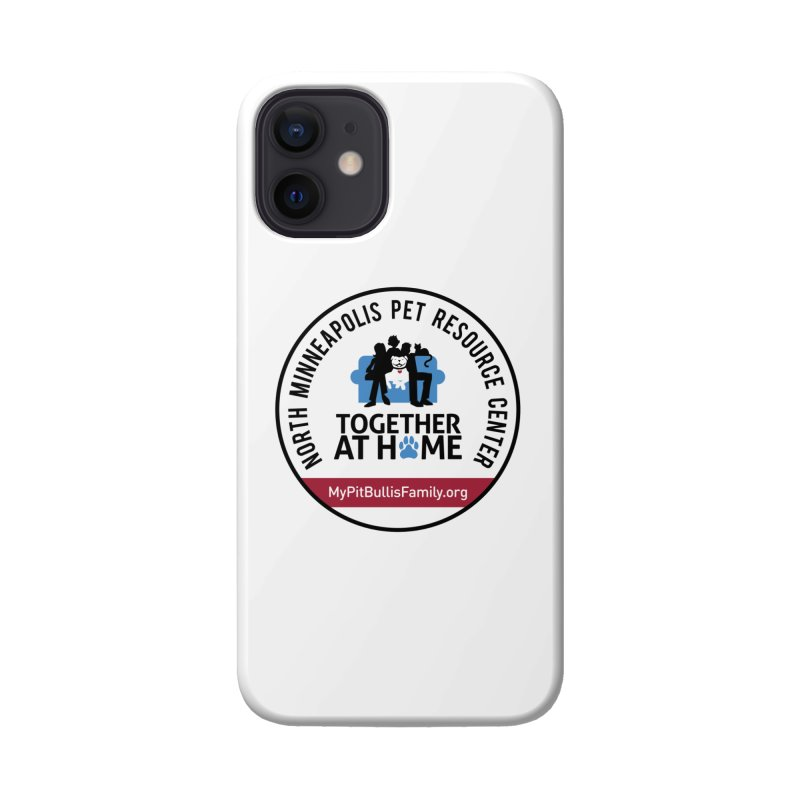 MPBIF North Minneapolis Pet Resource Center Accessories Phone Case by My Pit Bull is Family Shop