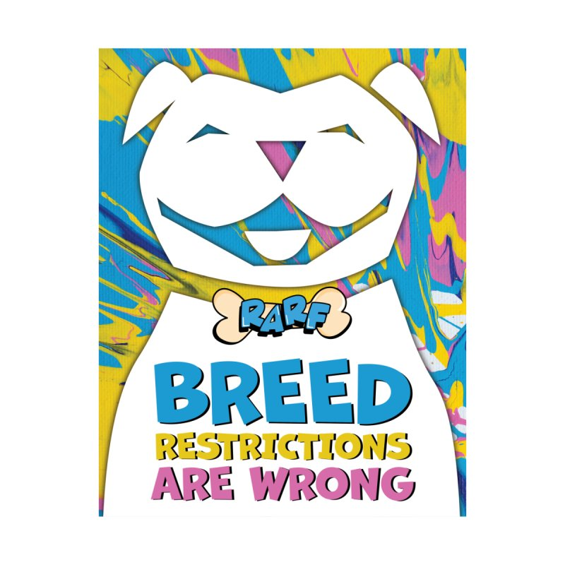 MPBIF & RARF Breed Restrictions Are Wrong Campaign Women's Tank by My Pit Bull is Family Shop