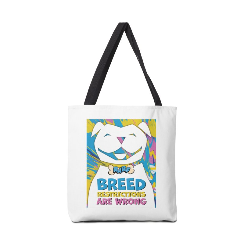 MPBIF & RARF Breed Restrictions Are Wrong Campaign Accessories Bag by My Pit Bull is Family Shop