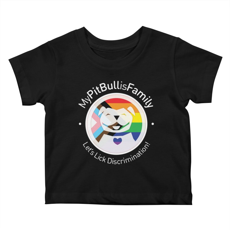 Kids None by My Pit Bull is Family Shop