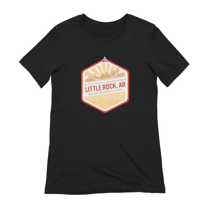 NALS 68th Annual Logo Women's Extra Soft T-Shirt by NALS.org Apparel Shop